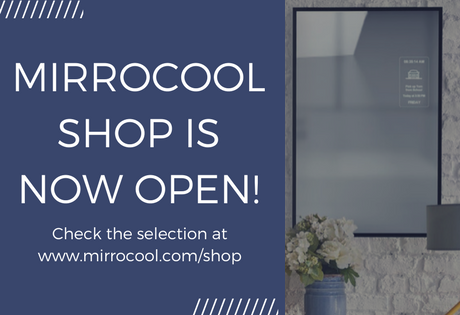 Missed Our Kickstarter? Meet The MirroCool Shop!